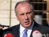 CHP'li Muharrem İnce: Boyun eğmeyeceğiz