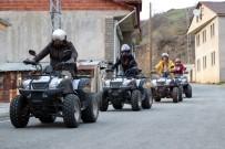 GÜMÜŞHANE ÜNIVERSITESI - Develerle Gezilen Eski Kervan Yolunda Şimdi ATV'ler İle Gezecekler