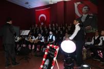 NEŞET ERTAŞ - Efeler Belediyesi THM Korosu Vatandaşları Mest Etti