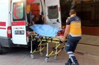 El Bab'da El Yapımı Patlayıcı İnfilak Etti Açıklaması 2 Yaralı