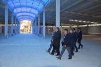 SÜT ÜRÜNLERİ - Ereğli'de Kapalı Pazar Projesinde Sona Gelindi