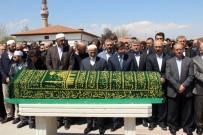 AHMET DAVUTOĞLU - Eski Konya Milletvekili Muharrem Candan Son Yolculuğuna Uğurlandı