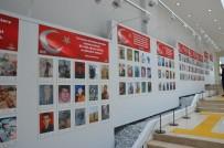SERVET GÜNGÖR - Fatsa'da 'Ordulu Şehitlerimiz Fotoğraf Ve Envanter Sergisi' Açıldı