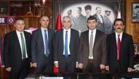 POLİS HELİKOPTERİ - GMİS Yönetim Kurulu, 'Halkımızın Başı Sağolsun'