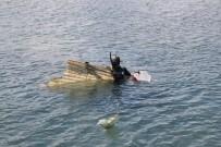 GÜNDOĞAN - Gündoğan'da Deniz Dibi Temizliği