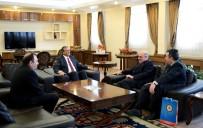 Gürcistan'ın Trabzon Başkonsolosu Mikatsadze'den, Vali Özefe'ye Ziyaret