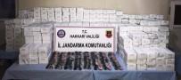 MUHALEFET - Hakkari'de 12 Bin Adet Kaçak Güneş Gözlüğü Ele Geçirildi