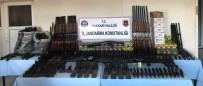 MUHALEFET - Hakkari'de Silah Kaçakçılığı