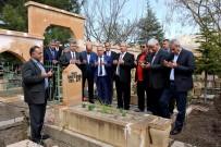 Hamit Fendoğlu Mezarı Başında Dualarla Anıldı
