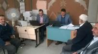 GÜBRE - Hanönü'de Arazi Destekleme Kayıtları Başladı