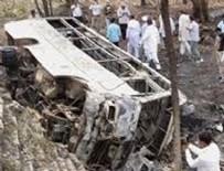 YOLCU OTOBÜSÜ - Katliam gibi kaza: 44 ölü