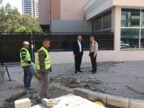 YAŞAM ŞARTLARI - İskenderun'da Caddeler Ve Kaldırımlar Yenileniyor