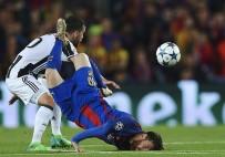 JUVENTUS - Barcelona tamam Juventus devam