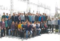 ENERJİ SANTRALİ - Kadirli MYO Öğrencilerinden Teknik Gezi