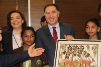 KAMU BAŞDENETÇİSİ - Kamu Başdenetçisi Malkoç, Çocuklarla Bir Araya Geldi