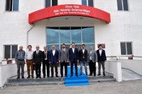 AFYON KOCATEPE ÜNIVERSITESI - Kandemir; 'Teknoparklar Ülke Üretimine Büyük Katkı Sunacaktır'