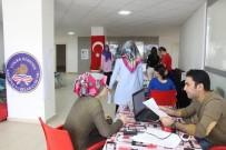 KıZıLAY - Kars KYK Öğrencilerinden Kan Bağışı