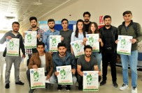 KMÜ, Öğrencileri Açtıkları Stantla Enerji Verimliliğine Dikkat Çekti