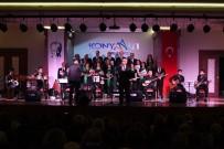 KONYAALTI BELEDİYESİ - Konyaaltı Belediyesi Korosu'ndan THM Konseri