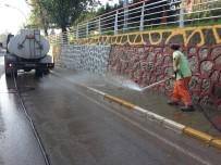 KALDIRIMLAR - Körfez'de Bahar Temizliği Çalışması