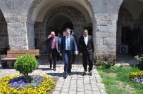 MUSTAFA YıLDıZ - Kosova Kamu Yönetimi Bakanı Mahir Yagcilar, Sokullu Mehmet Paşa Külliyesi'ni Gezdi