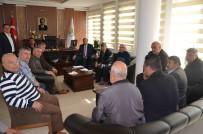 GÜREŞ - Köyceğiz 'De Güreş Komitesi Toplandı