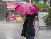 METEOROLOJI GENEL MÜDÜRLÜĞÜ - Meteoroloji'den son dakika uyarısı