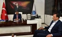 MİM-DER'den Başkan Gürkan'a Plaket