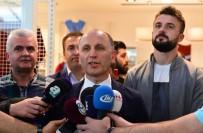 TRABZONSPOR BAŞKANı - Muharrem Usta Açıklaması 'FIFA'ya Başvuracağız'