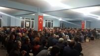 Osmaneli'ne 'Hz. Peygamber Ve Güven Toplumu' Konferansı