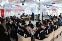 BEYLIKDÜZÜ BELEDIYESI - Şampiyon Olan Takıma Balıktan Madalya