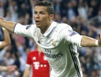 BAYERN MÜNIH - Ronaldo böyle istedi! Real yarı finalde