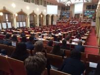 MADDE BAĞIMLILIĞI - SANKO Öğrencileri Pormun Konferansında Türkiyeyi Temsil Etti