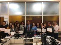 HALKLA İLIŞKILER - Santralist Eğitim Programı Kursunu Tamamlayan Santral Personeline Eğitim Sertifikaları Verildi