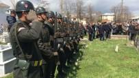 Şehidin Cenazesinde Askerler Gözyaşlarına Hakim Olamadı