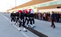 DUMLUPıNAR ÜNIVERSITESI - Şehit Polis Murat Ködük'ün Cenazesi Kütahya'ya Getirildi