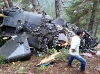 HELİKOPTER KAZASI - Sikorsky S-70 helikopterleri 26 yılda 22 kez kaza yaptı