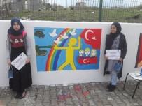 Sinop'ta '15 Temmuz Kahramanları Ve Şehitleri' Konulu Resim Yarışması