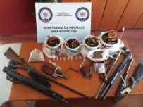 Sinop'ta Uyuşturucu Operasyonları