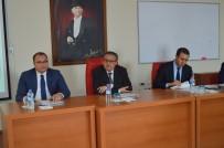 ALI ARıKAN - Şırnak 2. Dönem İl Koordinasyon Kurulu Toplantısı Yapıldı