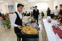 ÇEYREK ALTIN - Sivas'ta Yöresel Yemekler Yarıştı