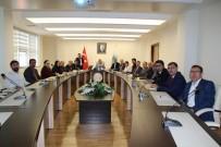STRATEJI - Stratejik Planlama Toplantısı Gerçekleştirildi