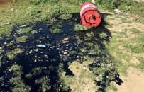 MADENİ YAĞ - Tekirdağ'da Çevre Katliamı Önlendi