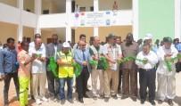 HÜSEYİN ORUÇ - TİKA'nın Yaptırdığı Somali Anadolu Ziraat Fakültesi Binası Hizmete Açıldı