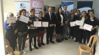 TRAKYA - Trakya Kalkınma Ajansı Genel Sekreteri Şahin Açıklaması 'Sertifika Alanların Sayısı 4 Bini Aştı'