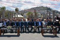 AÇILIŞ TÖRENİ - Turizm Haftası Etkinlikleri Kuşadası'nda Törenle Başladı