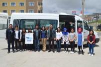 ANAYASA - Türkiye Finali İçin Şırnak Öğrenci Kafilesi Yola Çıktı