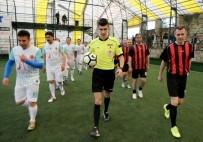 UŞAK VALİLİĞİ - Uşak'ta Kurumlar Arası Futbol Turnuvası Başladı