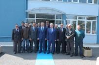 ŞEKER FABRİKASI - Vali Azmi Çelik, Eskişehir Şeker Fabrikası'nı Ziyaret Etti
