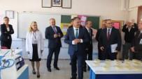 Vali Yazıcı 'Fırsatın Kazası Olmaz'
